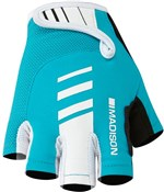 Image of Madison Womens Keirin Short Finger Cycling Gloves AW16