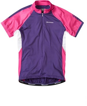Image of Madison Womens Keirin Short Sleeve Cycling Jersey