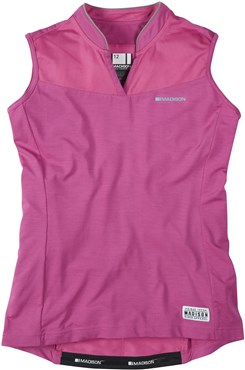 Madison Womens Leia Sleeveless Cycling Jersey AW16