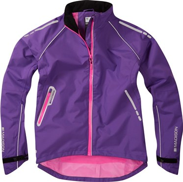 Image of Madison Womens Prima Waterproof Cycling Jacket AW16