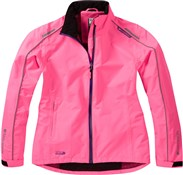 Image of Madison Womens Protec Waterproof Cycling Jacket SS17