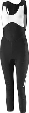 Madison Womens Sportive Oslo DWR 3 / 4 Cycling Bib Shorts AW16