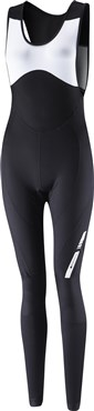 Image of Madison Womens Sportive Oslo DWR Cycling Bib Tights With Pad AW16