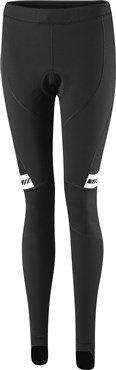 Image of Madison Womens Sportive Shield Softshell Cycling Tights With Pad AW16