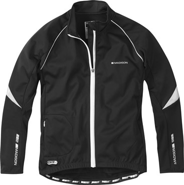 Image of Madison Womens Sportive Windproof Softshell Cycling Jacket AW16