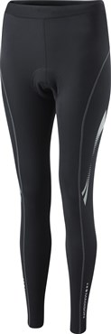 Image of Madison Womens Stellar Cycling Tights With Pad AW16