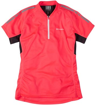 Image of Madison Womens Stellar Short Sleeve Cycling Jersey AW16