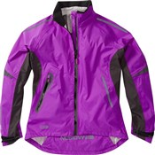 Image of Madison Womens Stellar Waterproof Cycling Jacket AW16