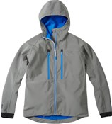 Image of Madison Zenith Mens Hooded Softshell Cycling Jacket SS17