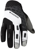 Image of Madison Zenith Mens Long Finger Cycling Gloves AW16