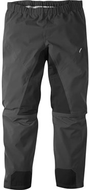 Madison Zenith Zip-Off Waterproof Cycling Trousers SS17