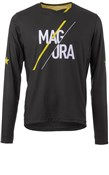 Image of Magura Gravity Series Long Sleeve Cycling Jersey