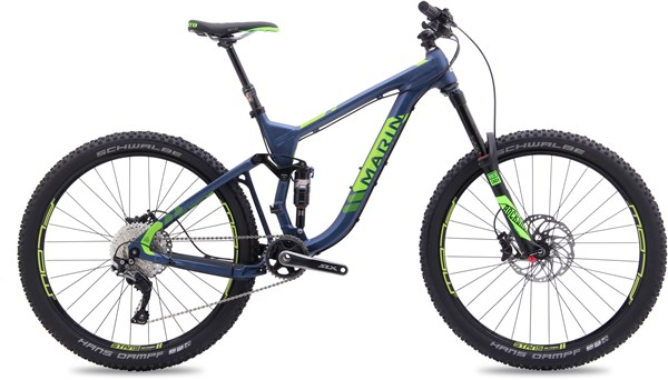 "Image of Marin Attack Trail 8 27.5"" / 650B 2017 Mountain Bike"