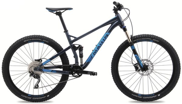 "Marin Hawk Hill 27.5"" / 650B  2017 Mountain Bike"