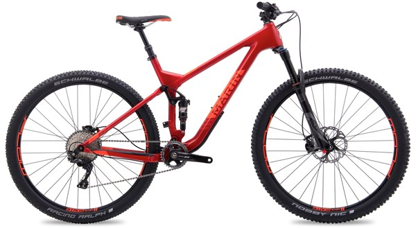 Image of Marin Rift Zone 8 Carbon 29er  2017 Mountain Bike