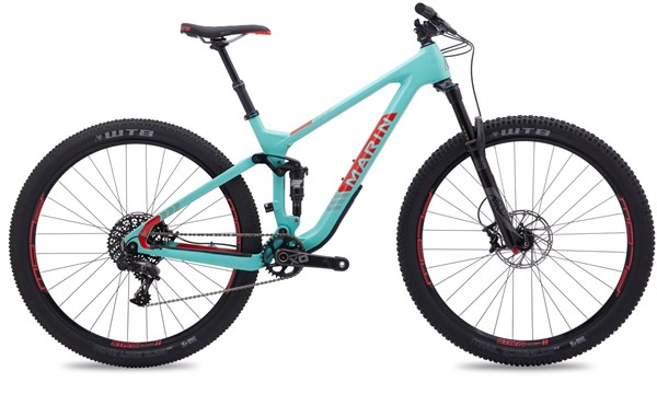 Image of Marin Rift Zone Pro Carbon 29er  2017 Mountain Bike