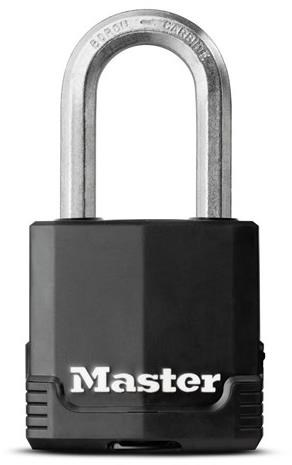 Master Lock Excell Laminated Padlock With Weather Proof Cover