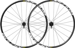 Image of Mavic Aksium Disc Clincher Road Wheels 2016