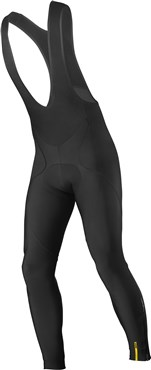 Image of Mavic Aksium Thermo Bib Cycling Tight AW16