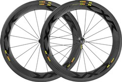 Image of Mavic CXR Ultimate 60 T Tubular Road Wheels 2017