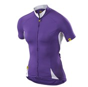 Image of Mavic Cloud Womens Short Sleeve Cycling Jersey