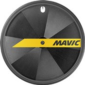 Image of Mavic Comete Tubular Road Disc Rear Wheel 2017