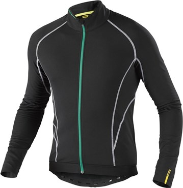 Image of Mavic Cosmic Elite Thermo Long Sleeve Cycling Jersey