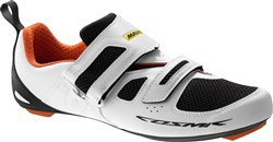 Image of Mavic Cosmic Elite Tri Triathlon / Road Cycling Shoes 2017