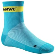 Image of Mavic Cosmic Mid Cycling Socks SS17