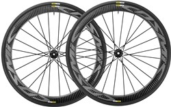 Mavic Cosmic Pro Carbon Disc CL Road Wheels 2017