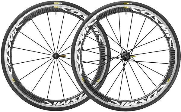 Image of Mavic Cosmic Pro Carbon Road Wheels 2017