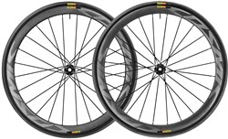 Image of Mavic Cosmic Pro Carbon SL C Disc CL Road Wheels 2017