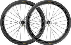 Image of Mavic Cosmic Pro Carbon SL Tubular Disc CL Road Wheels 2017