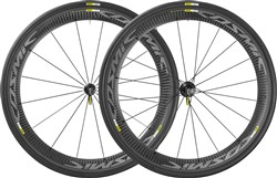 Image of Mavic Cosmic Pro Carbone Exalith Road Wheels 2016