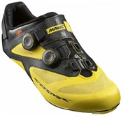 Image of Mavic Cosmic Ultimate Maxi Fit Road Cycling Shoes 2017