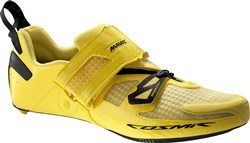 Image of Mavic Cosmic Ultimate Tri Road / Triathlon Cycling Shoes 2017