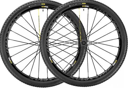 Image of Mavic Crossmax Pro WTS MTB Wheels 29er - 2017
