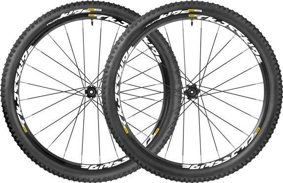 "Image of Mavic Crossride Light WTS MTB Wheels - 26"" - 2017"