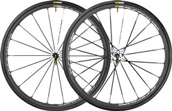 Image of Mavic Ksyrium Pro Exalith Clincher Road Wheels 2016