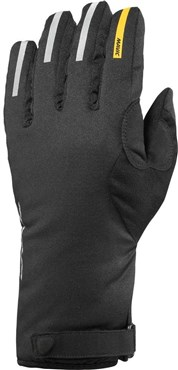 Image of Mavic Ksyrium Pro Thermo Long Finger Cycling Gloves AW16