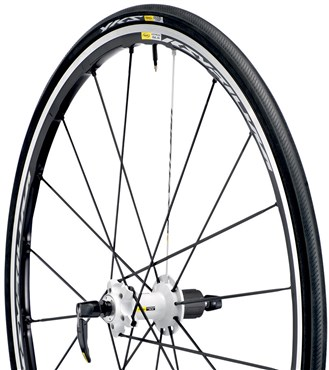 Image of Mavic Ksyrium SLS Tubular Road Wheel With Wheel-Tyre System 2015