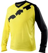 Image of Mavic Notch Graphic Long Sleeve Cycling Jersey 2013