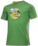 Image of Mavic SSC Yellow Car Tee SS17