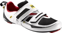 Image of Mavic Tri Race Triathlon Performance Cycling Shoes