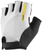 Image of Mavic Womens Ksyrium Elite Short Finger Cycling Gloves SS17