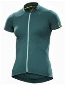 Image of Mavic Womens Sequence Short Sleeve Cycling Jersey SS17