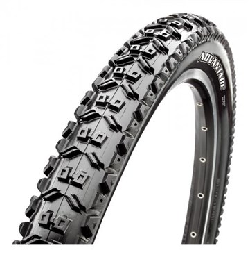 Image of Maxxis Advantage Folding 120TPI SS MTB Mountain Bike 26 inch Tyre