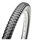 "Image of Maxxis Beaver MTB Mountain Bike Wire Bead 26"" Tyre"