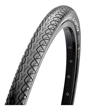"Image of Maxxis Gypsy SS SilkShield Hybrid Wire Bead 26"" Tyre"