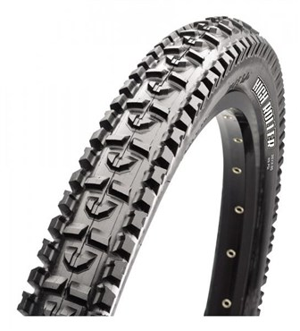 "Image of Maxxis High Roller 2Ply ST DH MTB Off Road Wire Bead 26"" Tyre"